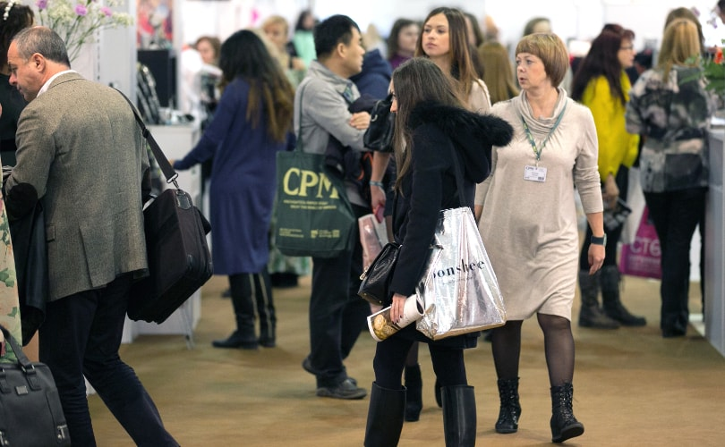 15% menos de expositores en la feria CPM por la situacion politica con Rusia