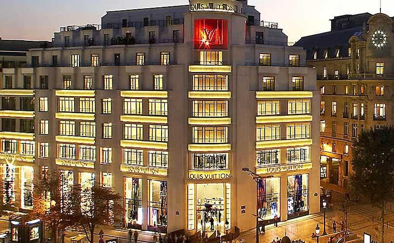 Les champs elys es d 39 hier et de demain - Cabinet de recrutement retail mode luxe ...