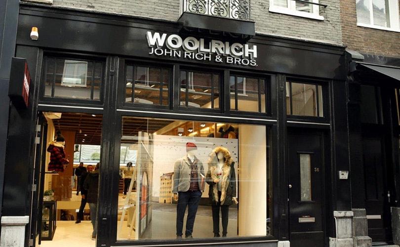 Woolrich Winkels