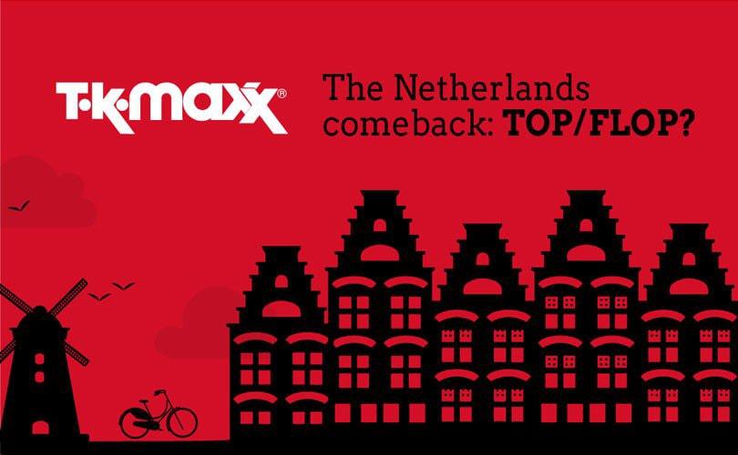 ¿Será el regreso de TK Maxx a Benelux una victoria o un fracaso?