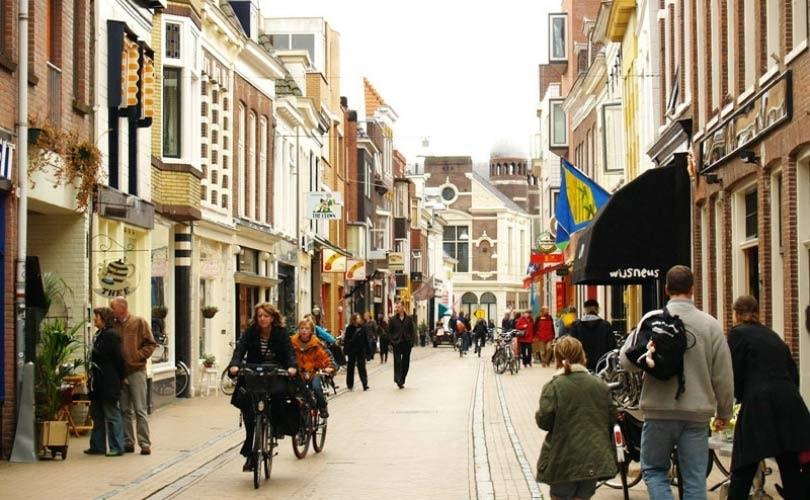 Groningen heeft leukste winkelstraat