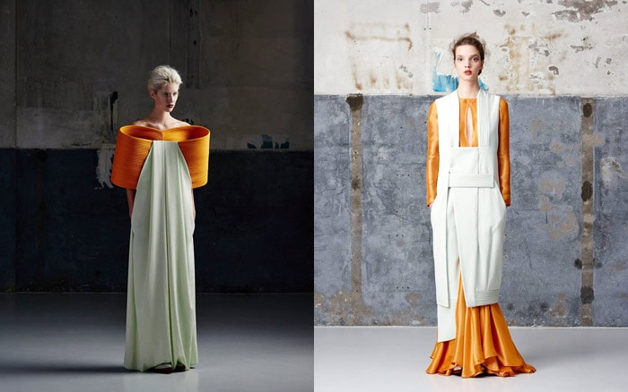 Ilja visser opgenomen in parijse couture kalender - Chambre syndicale de la haute couture ...