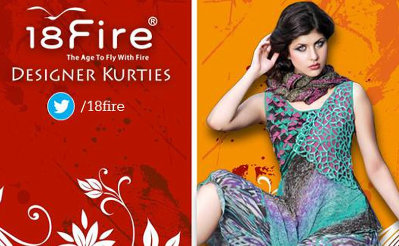 18 Fire ready with a mixed colour palette for A/W