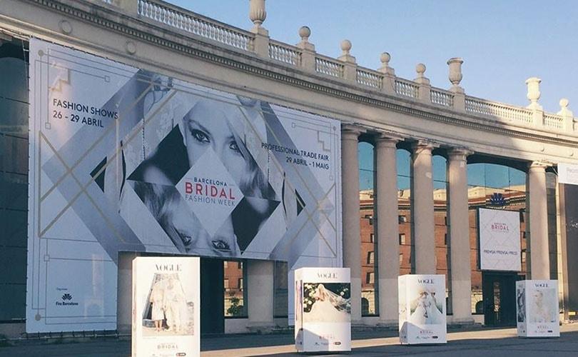 Videos: Los mejores shows de Barcelona Bridal Fashion Week SS17