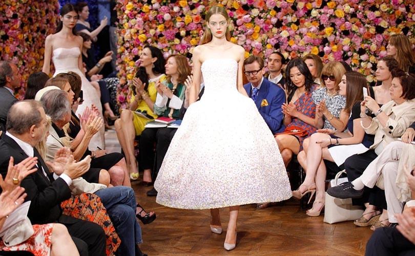 Dior sales down as tourists shun Paris