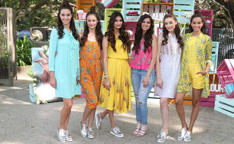 109 ̊F launches a breezy summer collection with designer Nishka Lulla