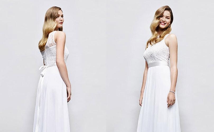 4484ddf278a1c0 Waarom goedkope bruidsmode een trend is