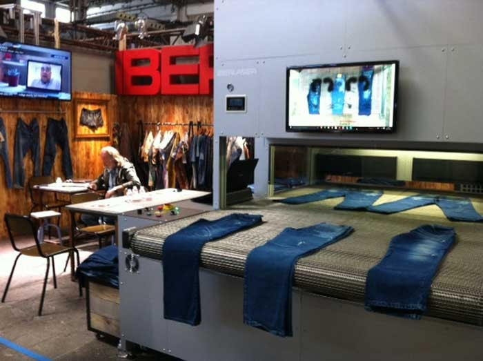 In Picture: Denim trade fair Denim Première Vision in Barcelona