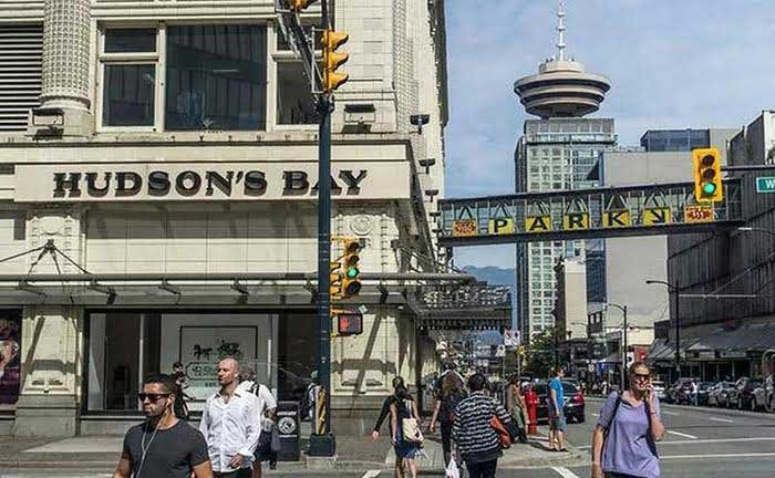 hudson�s bay co reveals first 4 stores locations in the