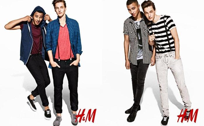H&M April sales up 5 percent