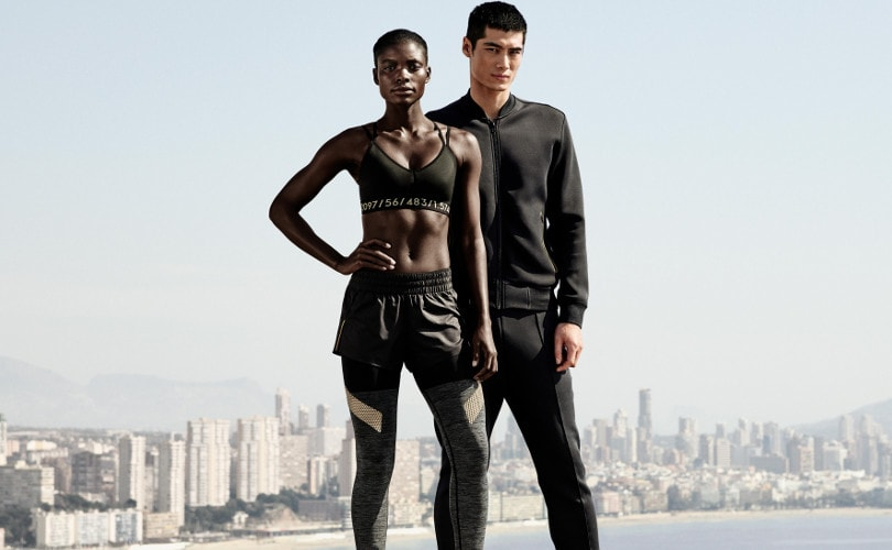 First Look: H&M's new performance sportswear line