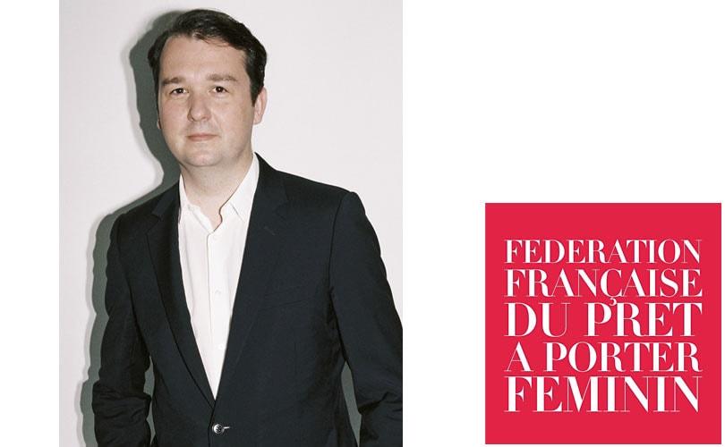Pierre-François Le Louët prend la tête de la Fédération Française du Prêt-à-Porter Féminin