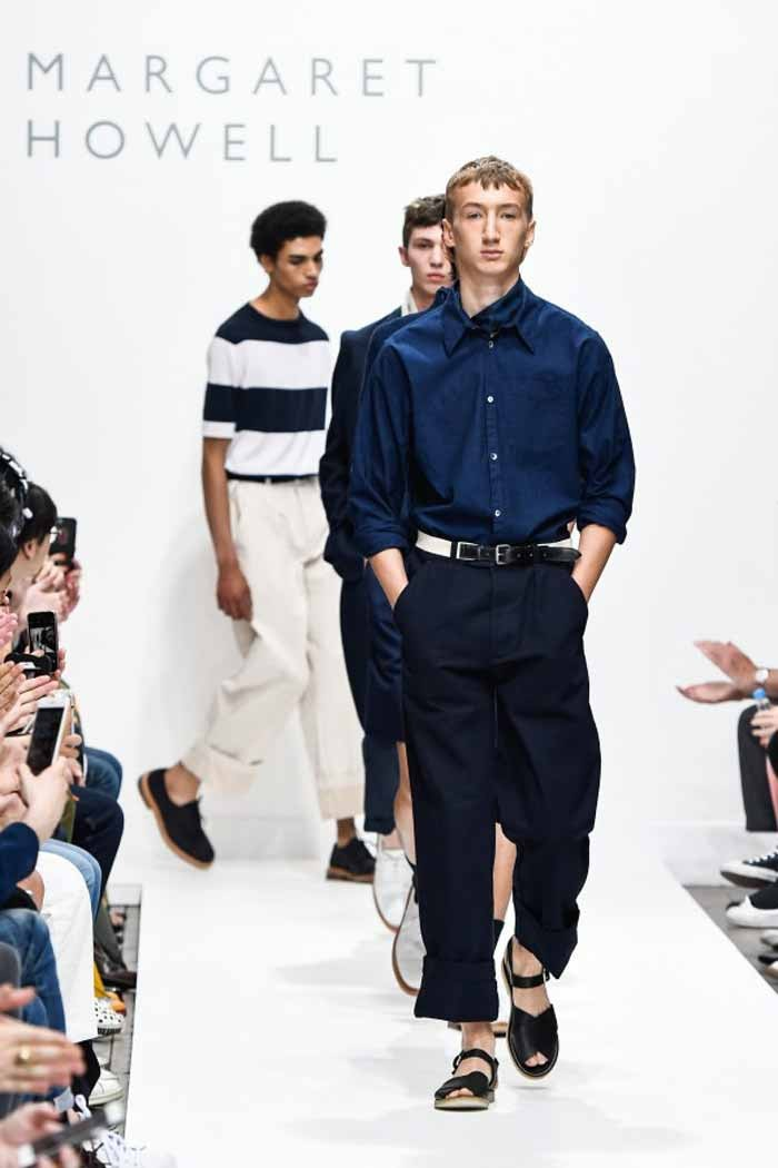 What does the future hold for Men's fashion weeks?