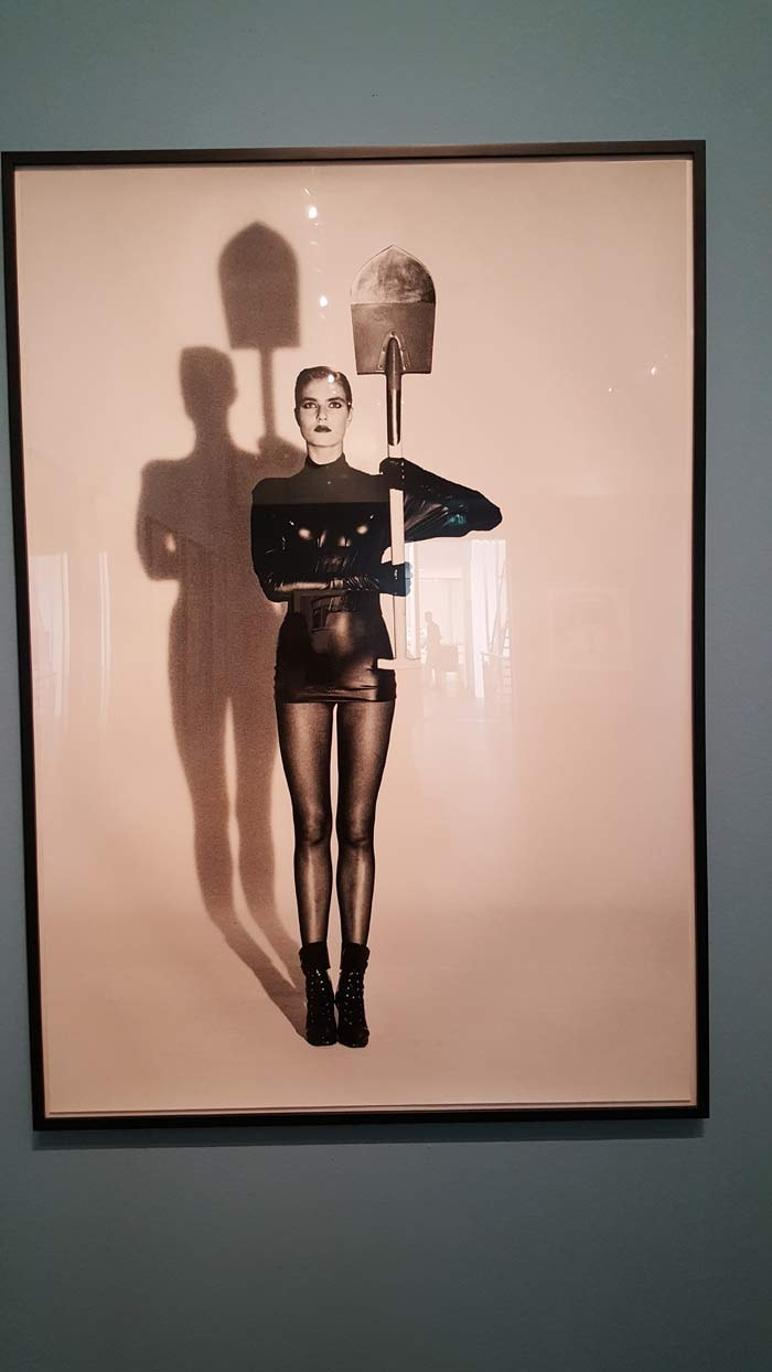 A look at 'Helmut Newton - A Retrospective' in Foam