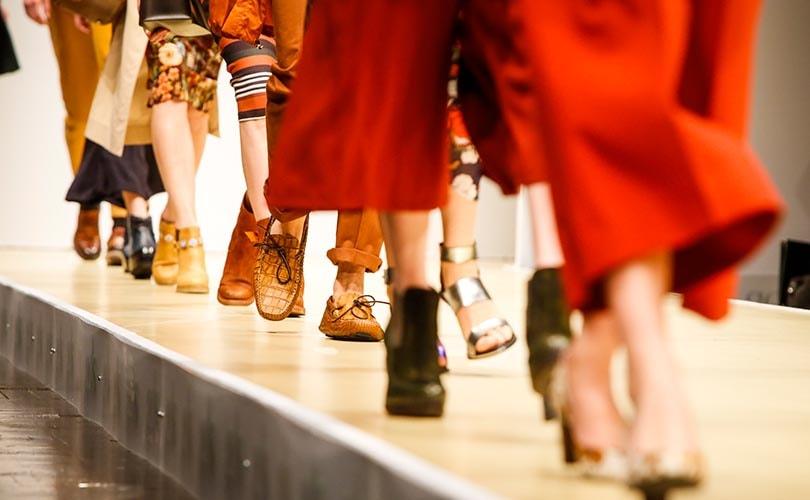 El calzado español se muestra en feria de referencia GDS