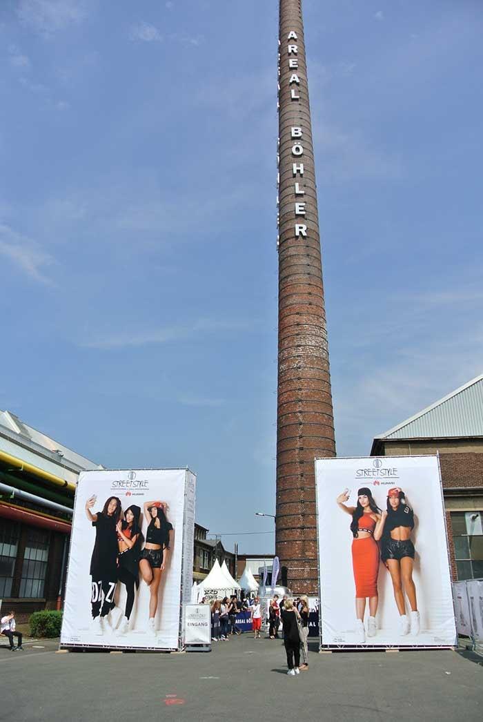 En el centro de atención: La feria de Dùsseldorf, 'Gallery'