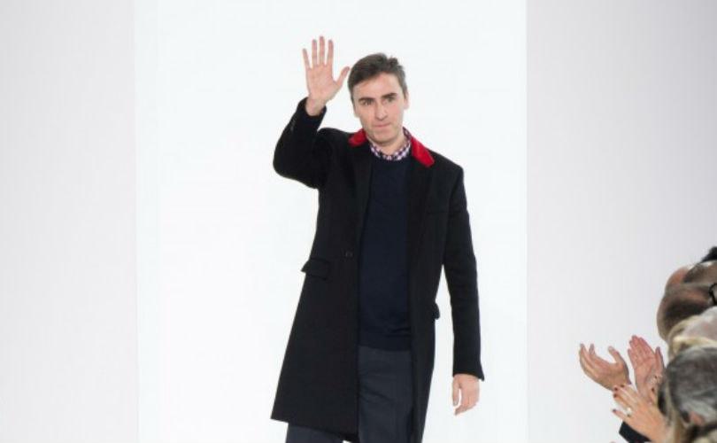 Confirmé: Raf Simons rejoint Calvin Klein comme directeur de la création