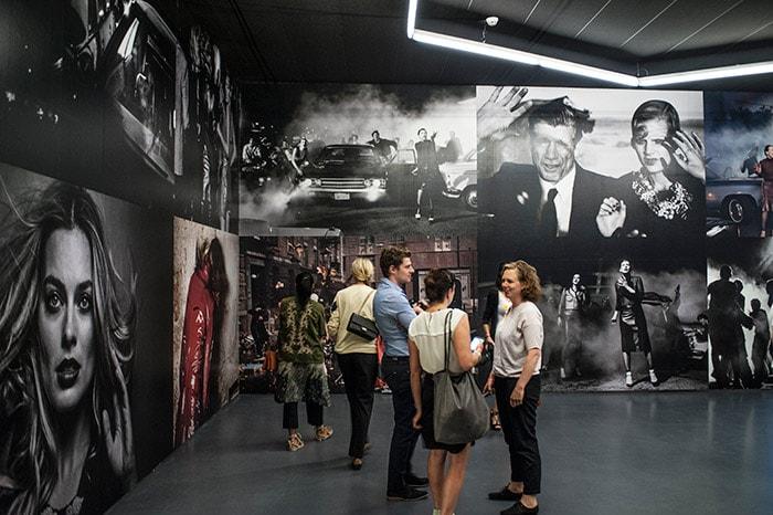 Un vistazo a la exposición de Peter Lindbergh 'Una visión diferente de la fotografía de moda'