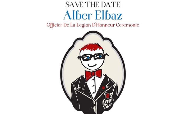 Alber Elbaz recevra la Légion d'honneur à Paris en Octobre