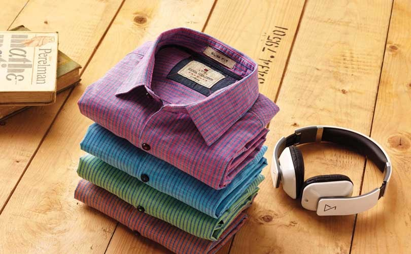 Cool Colors strides ahead with its innovative shirts collection