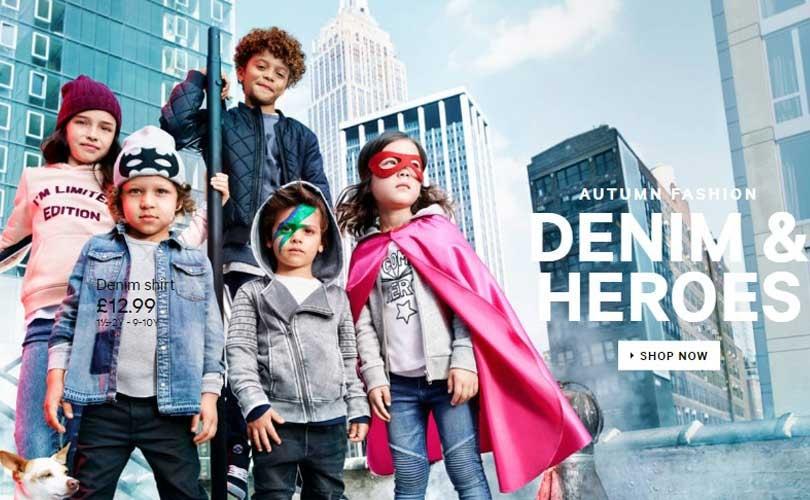 H&M August sales advance 7 percent