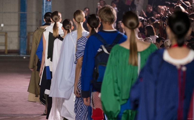 SS17 Womenswear Print on the Catwalks