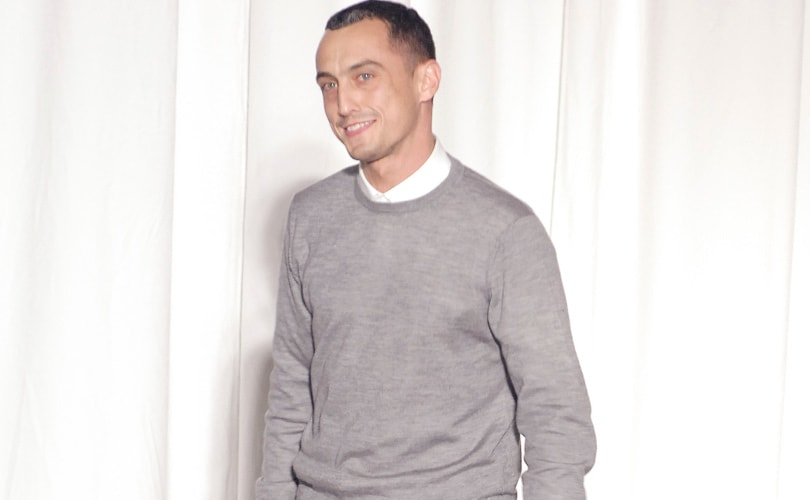 London Fashion Week designer Richard Nicoll has died