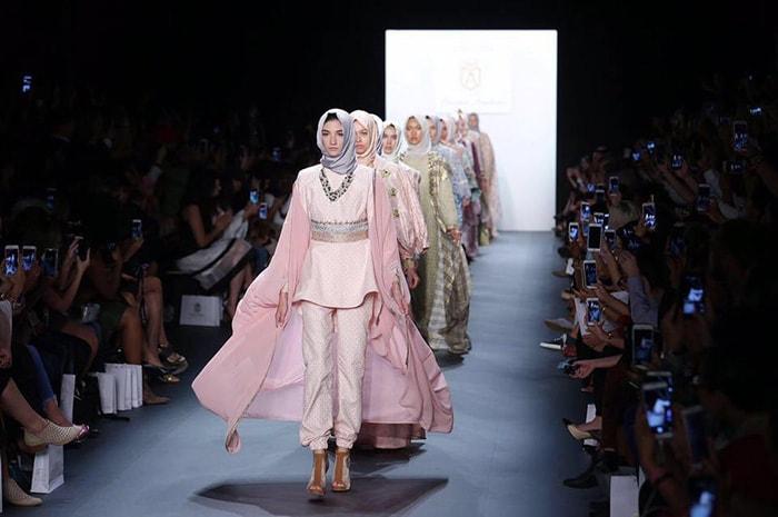 Anniesa Hasibuan's hijab collection proves divisive