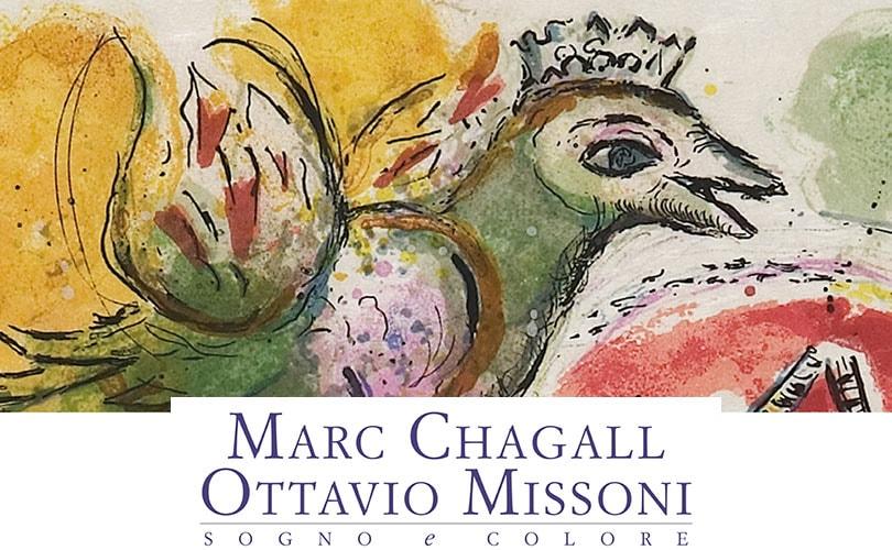 Missoni e Chagall in mostra a Sesto Calende