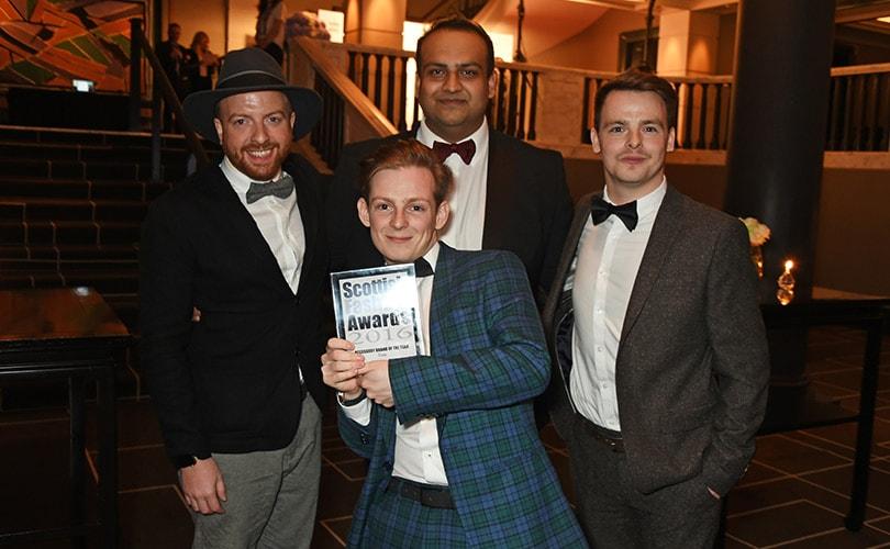 Scottish Fashion Awards winners announced