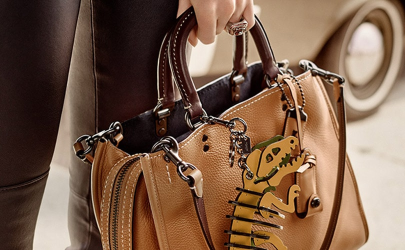 Rumoured merger talks with Coach boost Burberry stock