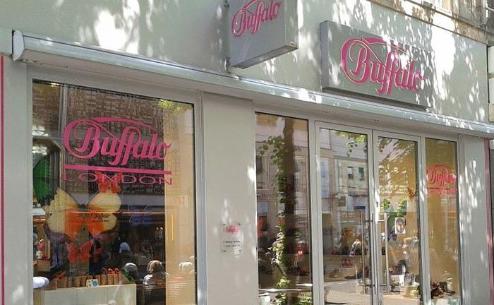 Deichmann bernimmt buffalo boots club modezeitschrift for Fashion jobs hamburg