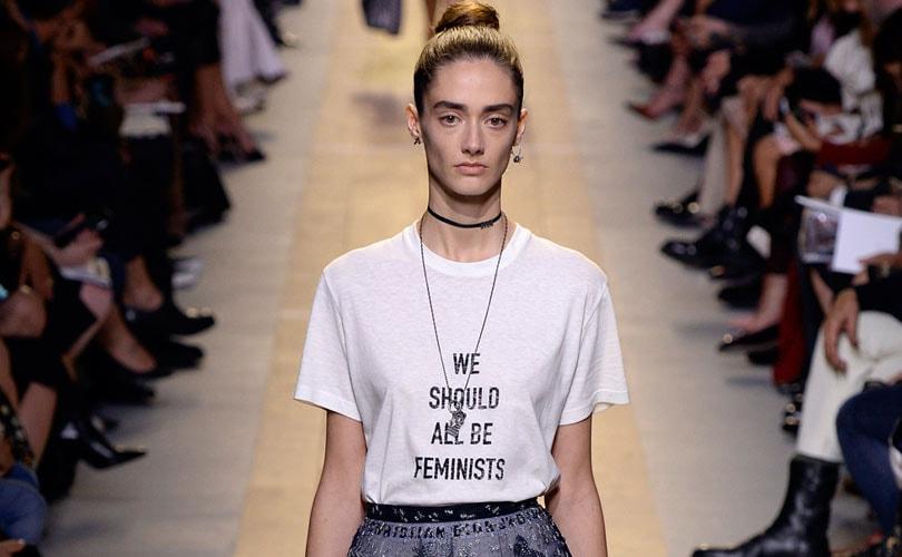 Frauen An Die Modefront Dior Bricht Eine Lanze Club