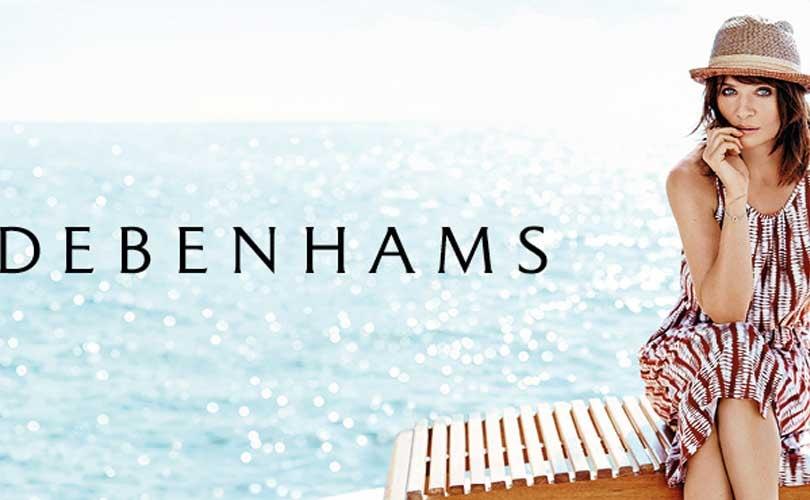 Focus on non-clothing categories boosts Debenhams profit