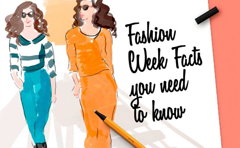 Infographic serie: de belangrijkste modecijfers over fashion weeks