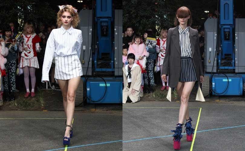 Tokyo Fashion Week celebrates Japanese subcultures