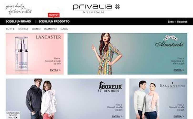 Vente-privée nomme la nouvelle directrice générale de Privalia en Italie