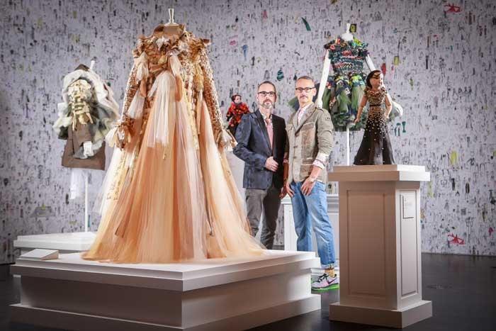 Kijken: de tentoonstelling van Viktor & Rolf in Melbourne