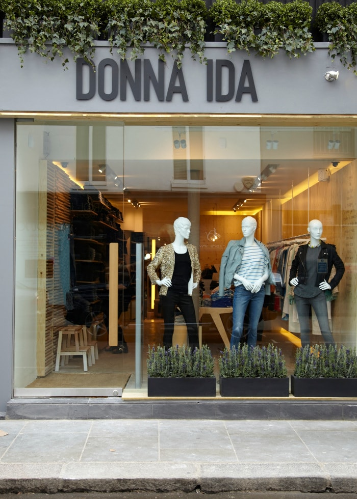 Q&A: Donna Ida Thornton 'Queen of Jeans'