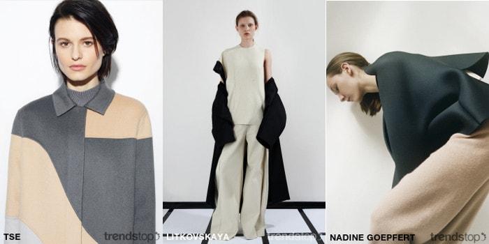 Макротренды FW17-18 - женская одежда
