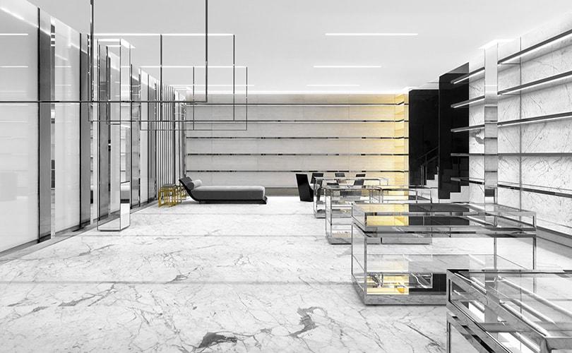 Saint Laurent ouvre sa deuxieme boutique a Miami