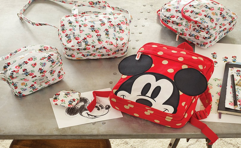 In Pictures: Cath Kidston x Mickey Mouse