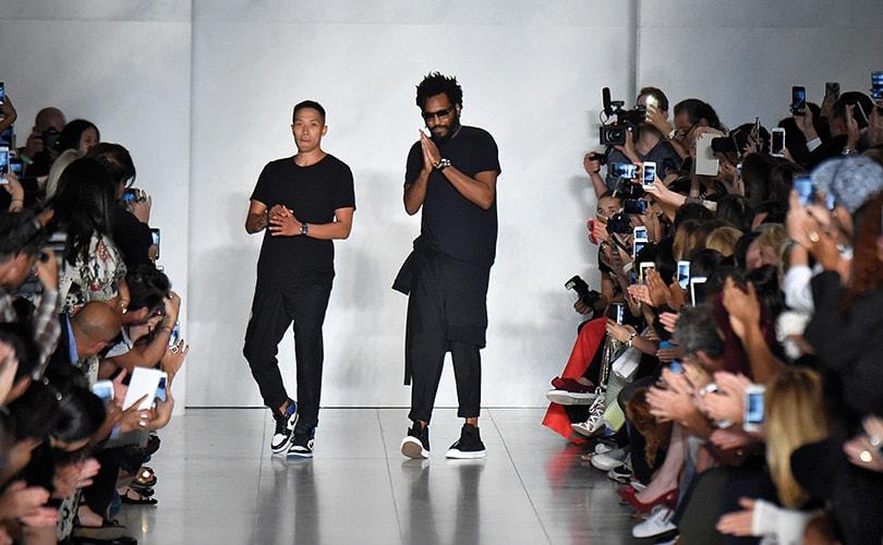 Maxwell Osborne et Dao-Yi Chow quittent DKNY