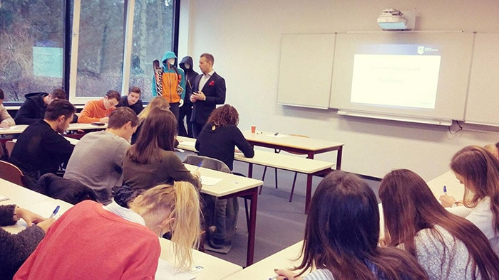 Fashion Business School TMO start leerlijn Ondernemerschap