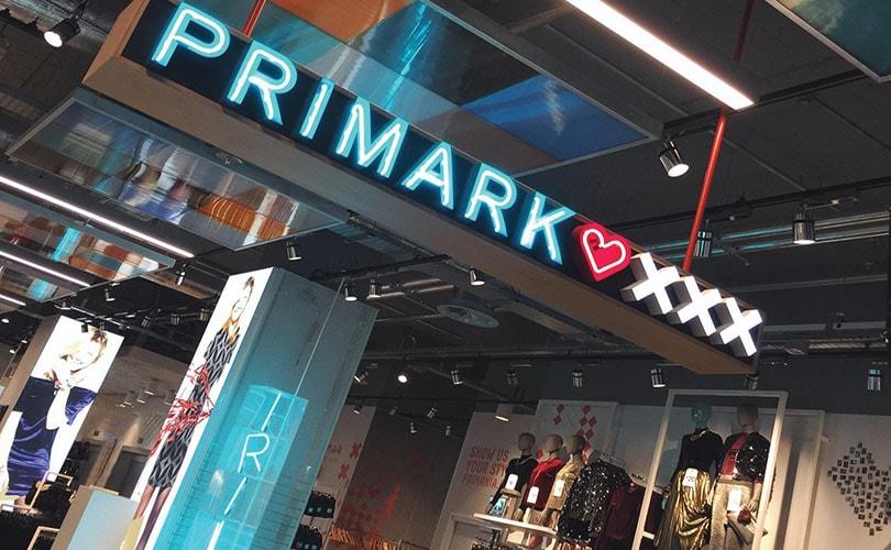 In Picture & 360? Video of Primark's Biggest European Store: Damrak