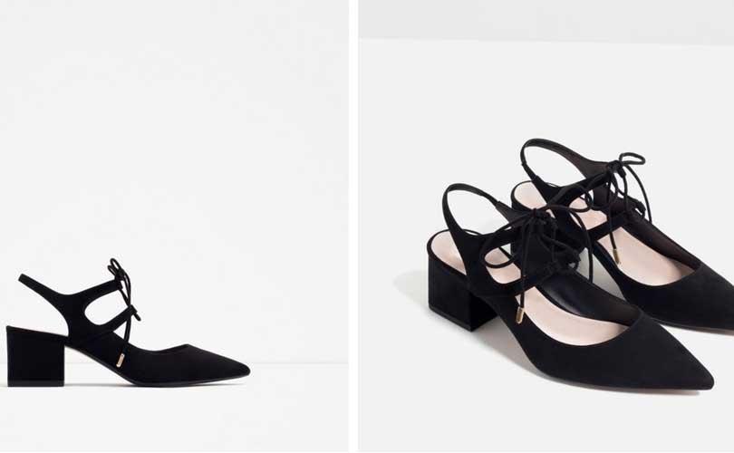 El calzado en Zara Brasil es tres veces mas economico que en Ecuador