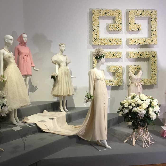 Para Audrey Hepburn con amor, de parte de Givenchy
