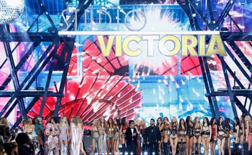 Anges, push up et diamants pour le defile parisien de Victoria's Secret