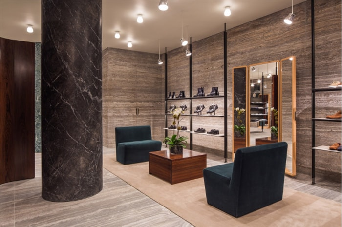 Brioni opens its flagship store on Madison Avenue