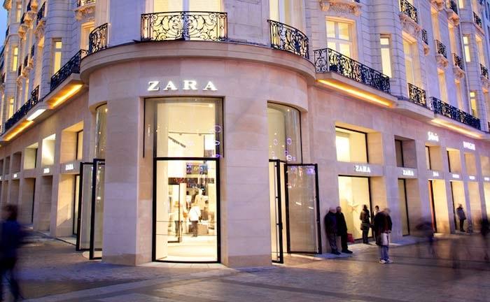 Zara-Mutter Inditex: Umsatz und Ergebnis wachsen kräftig